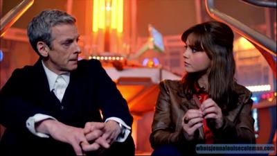 """Jenna Coleman Trailer de la saison 8 de """"Doctor Who"""" (Vidéo et Captures d'écrans)"""