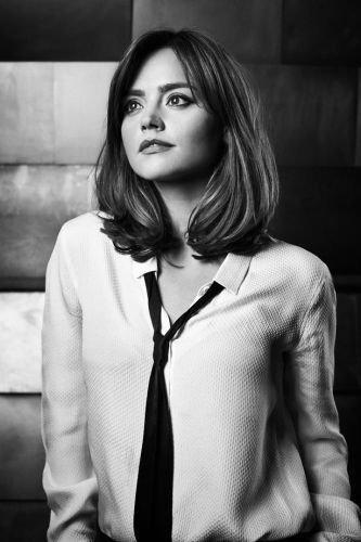 Jenna Coleman Photoshoot pour le Magazine Entertainment Weekly