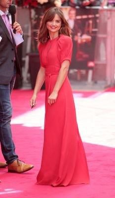 """Jenna Coleman à la tournée de """"Doctor Who"""" le 7 août à Cardiff (Suite)"""