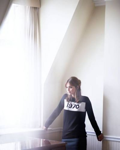 Jenna Coleman Photoshoot pour The Independent