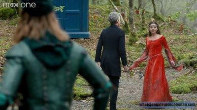 Jenna Coleman Trailer de l'épisode 3 de la saison 8 (Robots of Sherwood)
