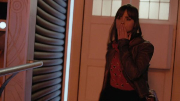 "Jenna Coleman ""Into the Dalek"" Screencaptures"