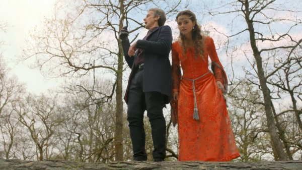 "Jenna Coleman ""Robot of Sherwood"" Screencaptures"
