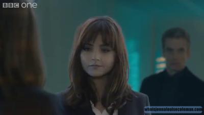 Jenna Coleman Trailer de l'épisode 5 de la saison 8 (Time Heist)