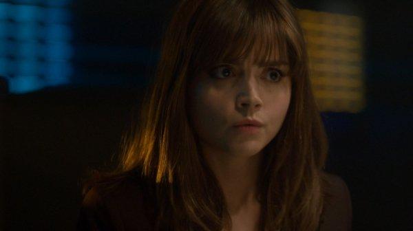 "Jenna Coleman ""Time Heist"" Screencaptures"