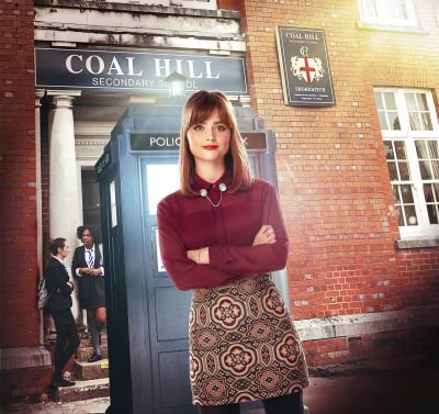 "Jenna Coleman ""The Caretaker"" Images promotionnelles"