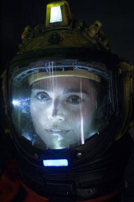 """Jenna Coleman """"Kill the Moon"""" Stills"""