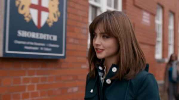 "Jenna Coleman ""The Caretaker"" Screencaptures"