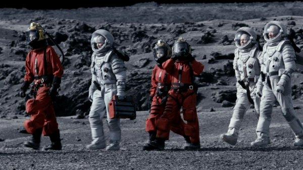 """Jenna Coleman """"Kill the Moon"""" Screencaptures"""