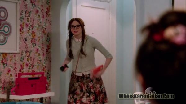 "Karen Gillan ""Selfie"" Episode 2 ""Un-Tag My Heart"" Screencaptures"