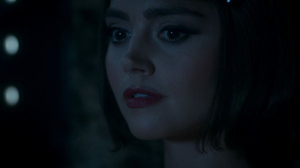 "Jenna Coleman ""Mummy on the Orient Express"" Screencaptures"