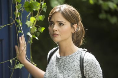 """Jenna Coleman """"In the Forest of the Night"""" Stills"""