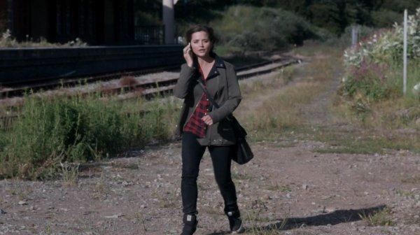 "Jenna Coleman ""Flatline"" Screencaptures"