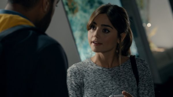 """Jenna Coleman """"In the Forest of the Night"""" Screencaps"""