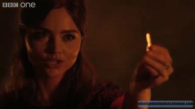 Jenna Coleman Trailer de l'épisode 11 de la saison 8 (Dark Water)