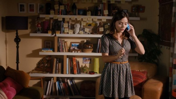 "Jenna Coleman ""Dark Water"" Screencaptures"