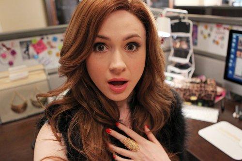 """Karen Gillan """"Selfie"""" Stills de l'épisode 7 """"Landline"""""""