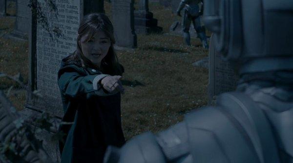 "Jenna Coleman ""Death in Heaven"" Screencaptures"