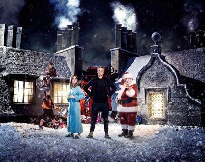 """Jenna Coleman """"Last Christmas"""" Images promotionnelles"""