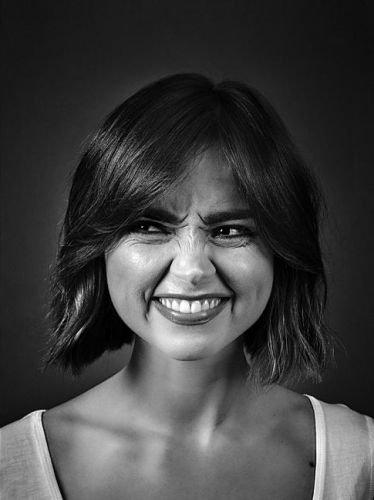 Jenna Coleman Photoshoot Andy Gotts Novembre 2014