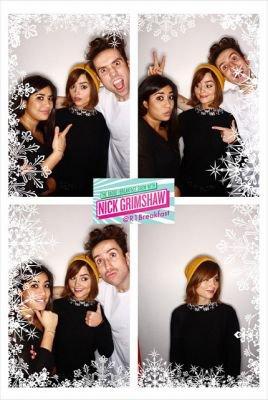 Jenna Coleman Photoshoot Décembre 2014
