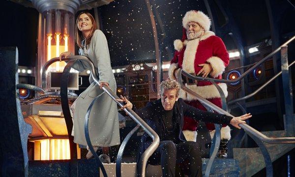 """Jenna Coleman """"Last Christmas"""" Nouvelle image promotionnelle"""