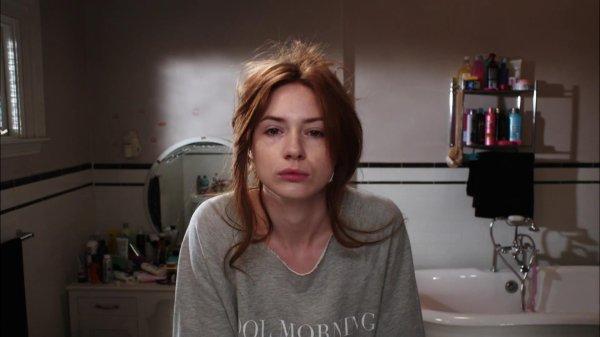 "Karen Gillan ""Selfie"" Episode 13 ""I Woke Up Like This"" Screencaptures"