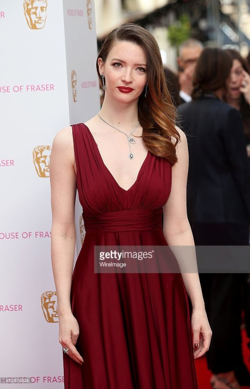 Talulah Riley aux House of Fraser British Academy Television Awards au Theatre Royal de Londres le 10 mai
