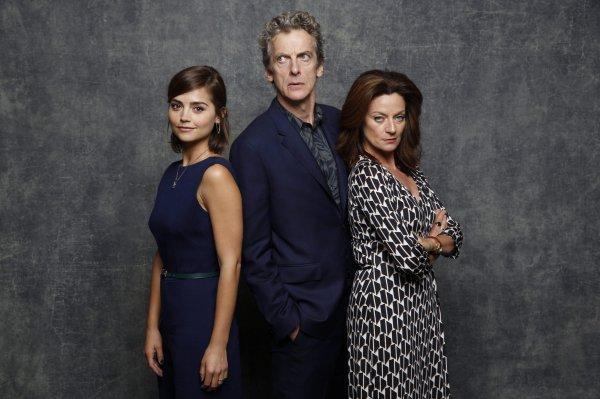 """Jenna Coleman: """"Doctor Who"""" LA Times Portrait (Juillet 2015)"""