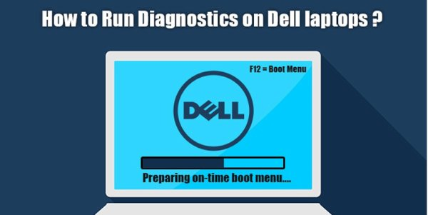 HOW TO RUN DIAGNOSTICS ON DELL LAPTOPS