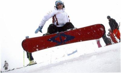 Parce que j'aime sa : le ski
