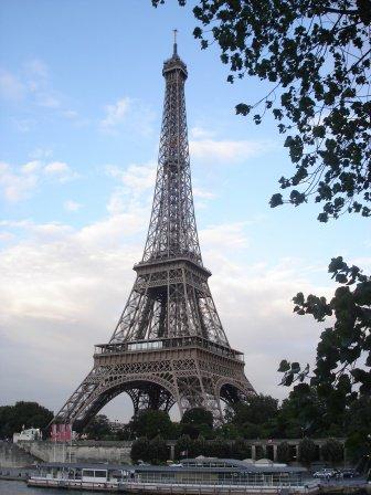 la tour effel