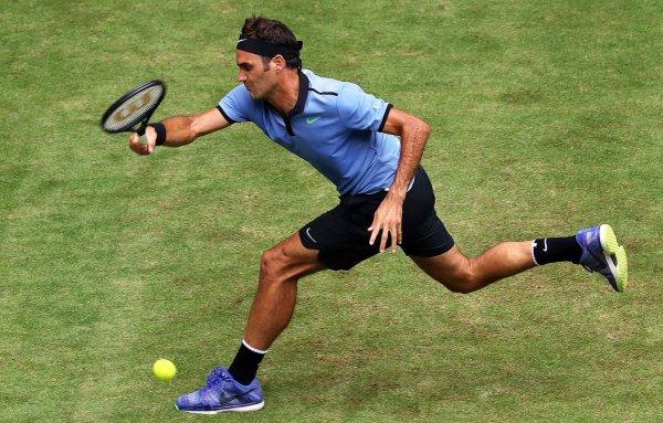 ATP - Halle - Roger Federer passe Mischa Zverev, le récap'