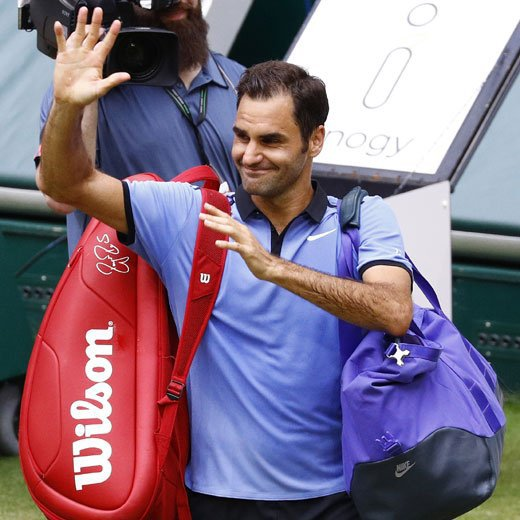 Roger Federer en demi-finale après sa victoire sur Florian Mayer