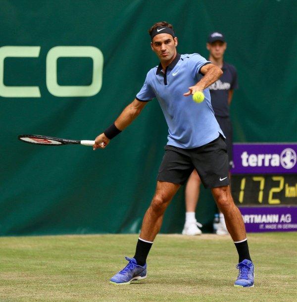 ATP - Halle -  Federer-Zverev en finale