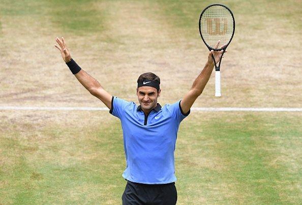 """ATP - Halle - Federer : """"La confiance est là avant Wimbledon"""""""