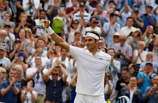 """Wimbledon - Roger Federer : """"100 matchs, ça fait beaucoup !"""""""