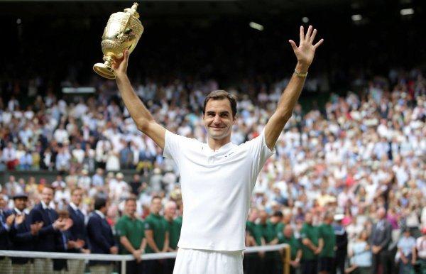 Sponsor - Nike célèbre le dernier sacre de Roger Federer