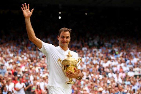 Roger Federer: «Tout au long de ma carrière, j'ai joué pour les titres»