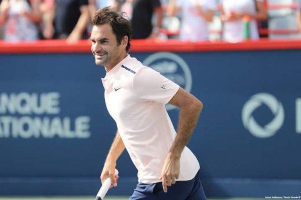 ATP - Montréal - Roger Federer - Alexander Zverev en finale