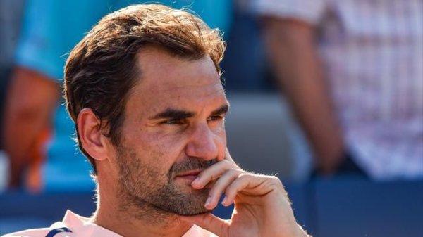 """Diminué à Montréal, Federer minimise la chose : """"J'ai eu quelques maux et des douleurs"""""""