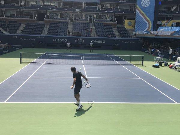 Us Open - Roger Federer est arrivé ce mardi à New York
