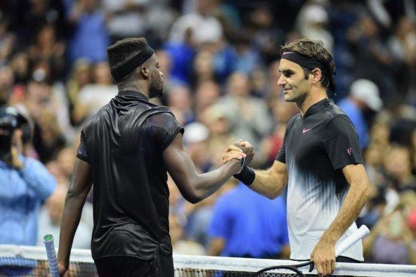 Roger Federer écarte Frances Tiafoe en 5 sets au 1er tour