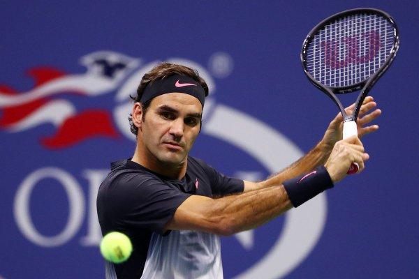 Roger Federer s'est enfin amusé face à Feliciano Lopez