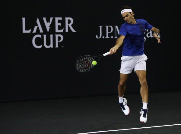 """Roger Federer lance la """"Ryder Cup"""" du tennis"""