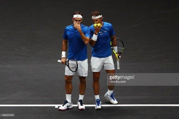 Laver Cup : Le double Federer - Nadal s'impose face à la paire Querrey - Sock (6-4, 1-6, 10-5)