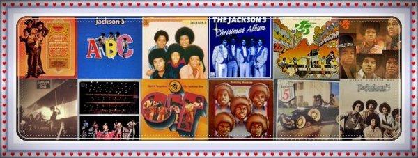 Discographie Des Jacksons Five