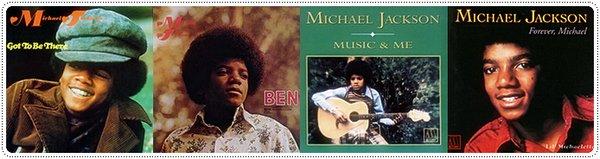 Discographie De Michael ( Motown )
