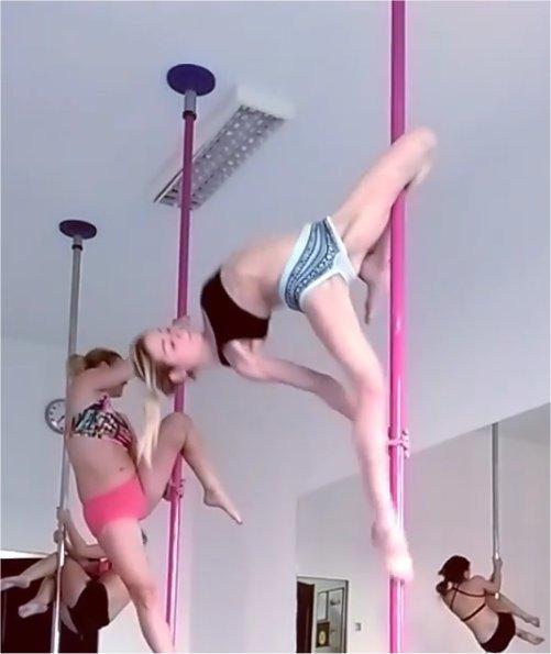 Hé Pole, je me barre !