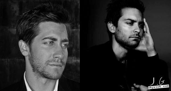  ZOOM SUR  Qui a dit que Jake et Tobey Maguire ne se ressemblaient pas ? Retrouvez les dans Brothers où ils jouent deux frères.